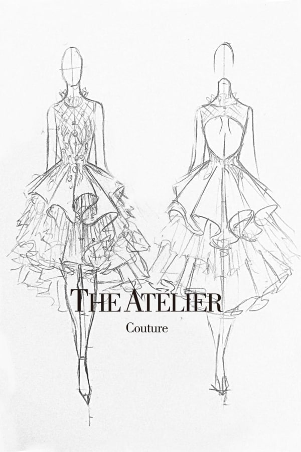 The Atelier Couture by Professor Jimmy Choo TA18-002