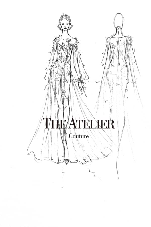 The Atelier Couture by Professor Jimmy Choo TA18-004