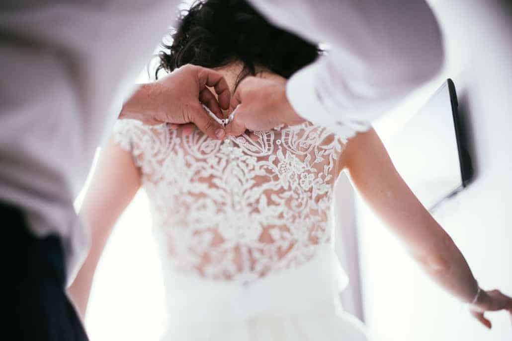 Real Bride Audrey